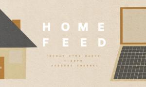 Home Feed.