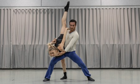 Impermanence Sydney Dance Company by Pedro Greig