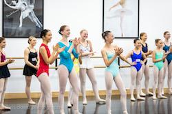 International Ballet Workshops. Photo by Chris Dowd.