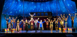 Cast of the US national touring production of 'PIPPIN'. Photo by Terry Shapiro.