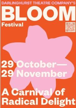 Darlinghurst Theatre Company's BLOOM Festival.