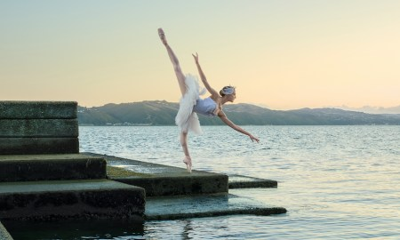 Photo courtesy of Royal New Zealand Ballet.