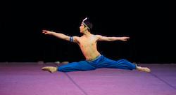 Hyo Shimizu, Sydney Eisteddfod Ballet Scholarship winner 2019.