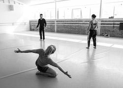 The New Zealand Dance Company. Photo by Caroline Bindon.