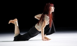 Sylvie Guillem. Photo by Tristram Kenton.