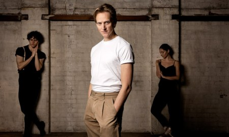 David Hallberg, artistic director of The Australian Ballet. Photo by Nicole Cleary.