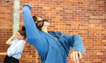 New Zealand Dance Company Seasonal School. Photo by Caroline Bindon.
