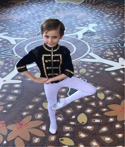 Giles Nash. Photo courtesy of Queensland Ballet.