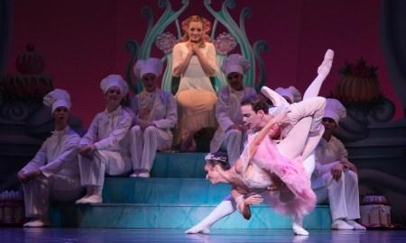Queensland Ballet's 'The Nutcracker'.