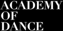 Academy of Dance logo.