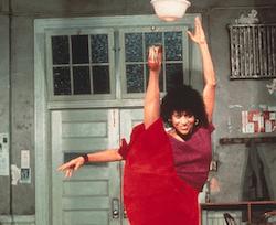 Debbie Allen in 'Fame'.