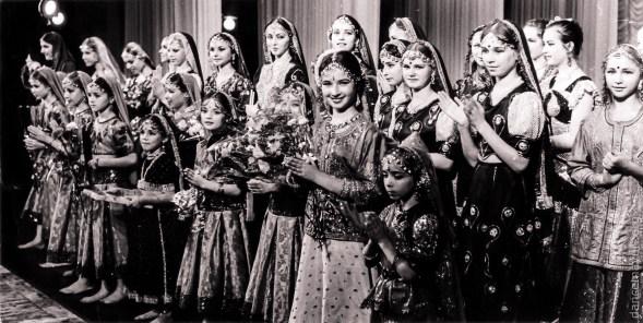 Mayuri's concert at Musical Theatre of the Republic of Karelia