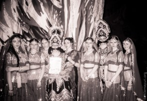 "All-Russian dance competition ""Orlyata Rossii"", Tuapse, Russia, 1998"