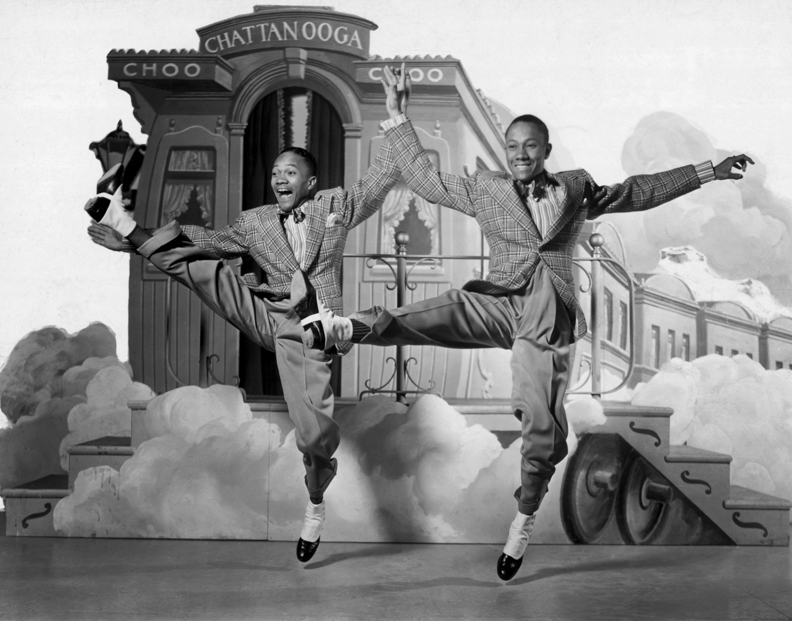 The Nicholas Brothers Dance Mogul Magazine