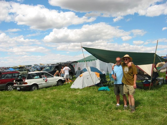 Gorge Amphitheatre Camping Paradiso packing guide