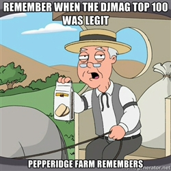 dj mag top 100 pepperidge farm remembers