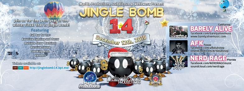 Jingle Bomb 14