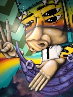 Vue art wall 2