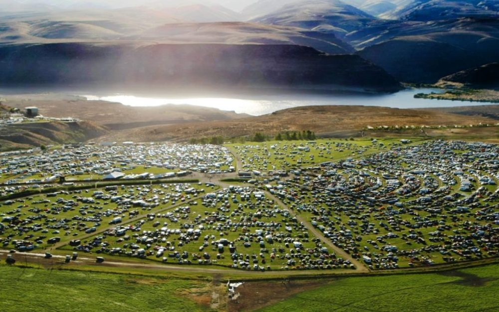 festival camping guide paradiso