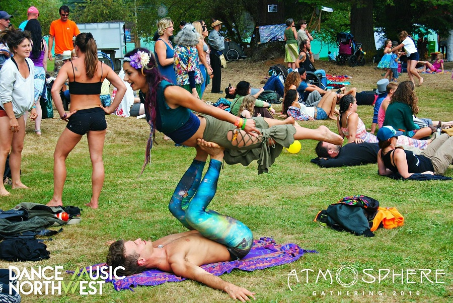Atmosphere Gathering, Atmosphere 2016, Contact Yoga, Vancouver Island, Atmo