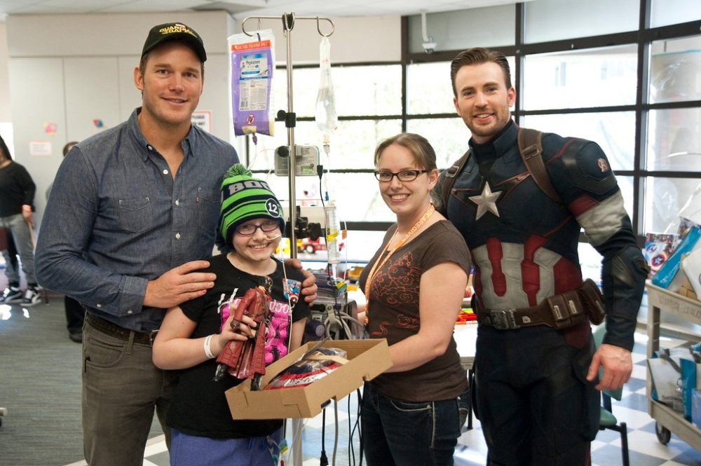 Donate to Seattle Children's Hospital