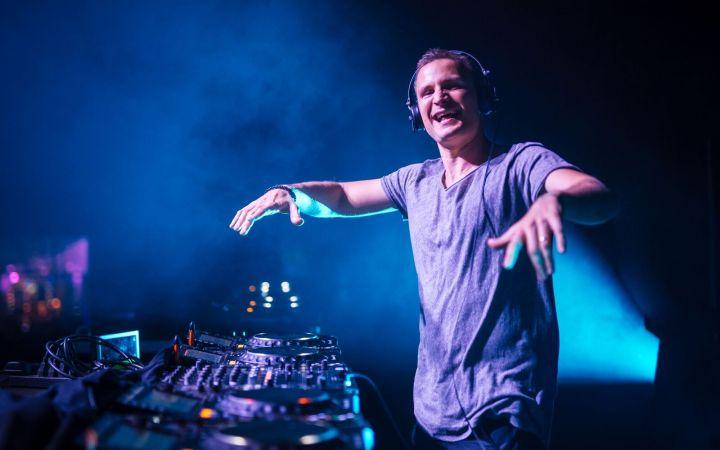DJ at Dreamstate SoCal