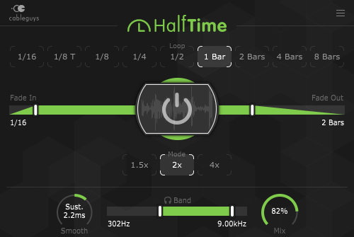 cableguys halftime plugin
