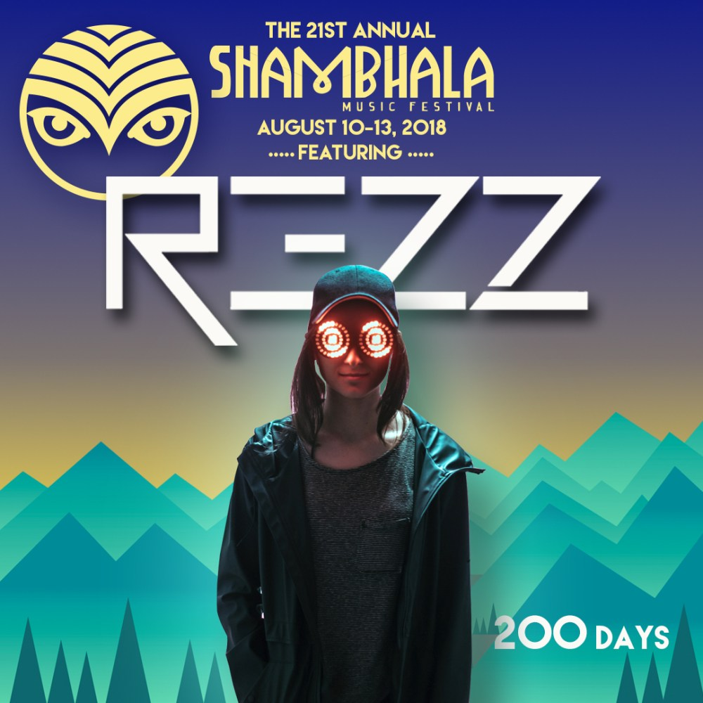 rezz shambhala 2018 artist announcement