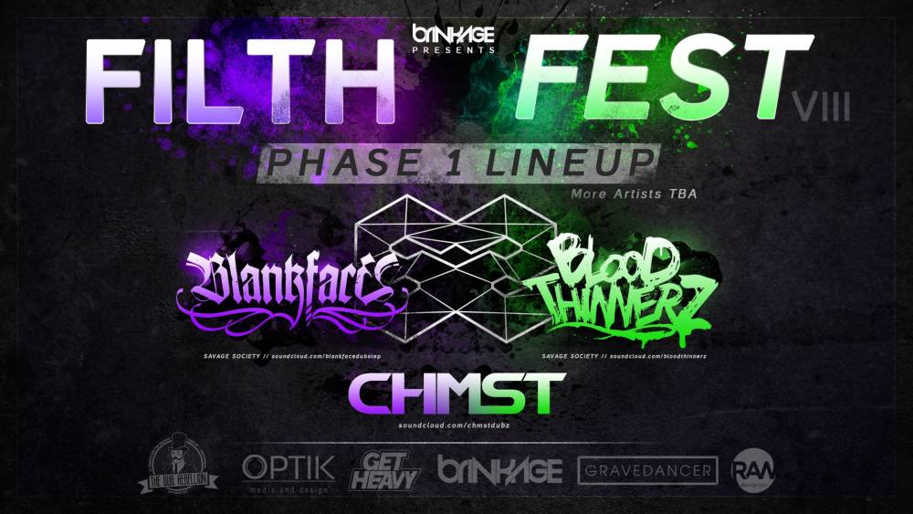 Filthfest 2018 Phase 1 Lineup