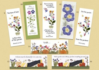 Bookmarks Artis Floralis