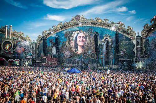 """Tomorrowland"" taken from images.google.com"