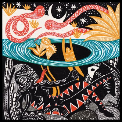 Album Art from La Saboteuse by Yazz Ahmed