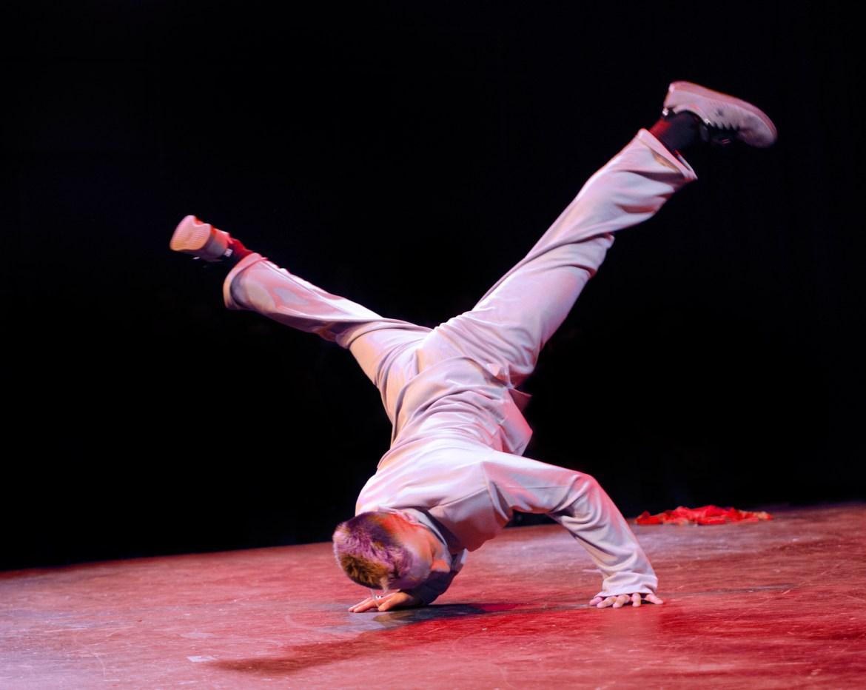 Chicago Dance Crahs's Zak McMahon (Photo by Ashley Deran)