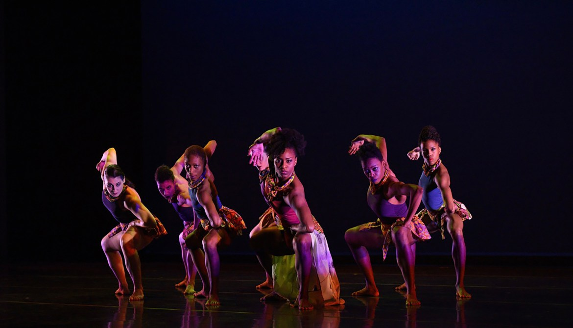 "Deeply Rooted Dance Theater's ""Femme"" (Photo by Ken Carl)"