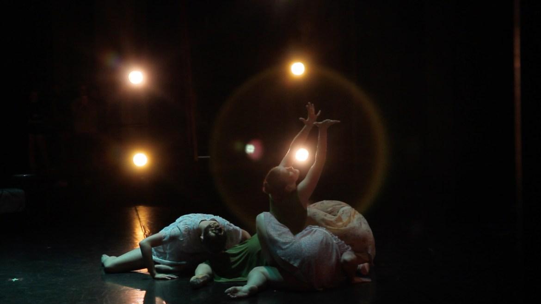 "Ballet 5:8 Rehearsing ""The Mother"" (Photo courtesy of Ballet 5:8)"
