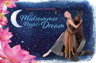 "Evanston Dance Ensemble's ""A Midsummer Night's Dream"" (Photo by Matt Glavin)"