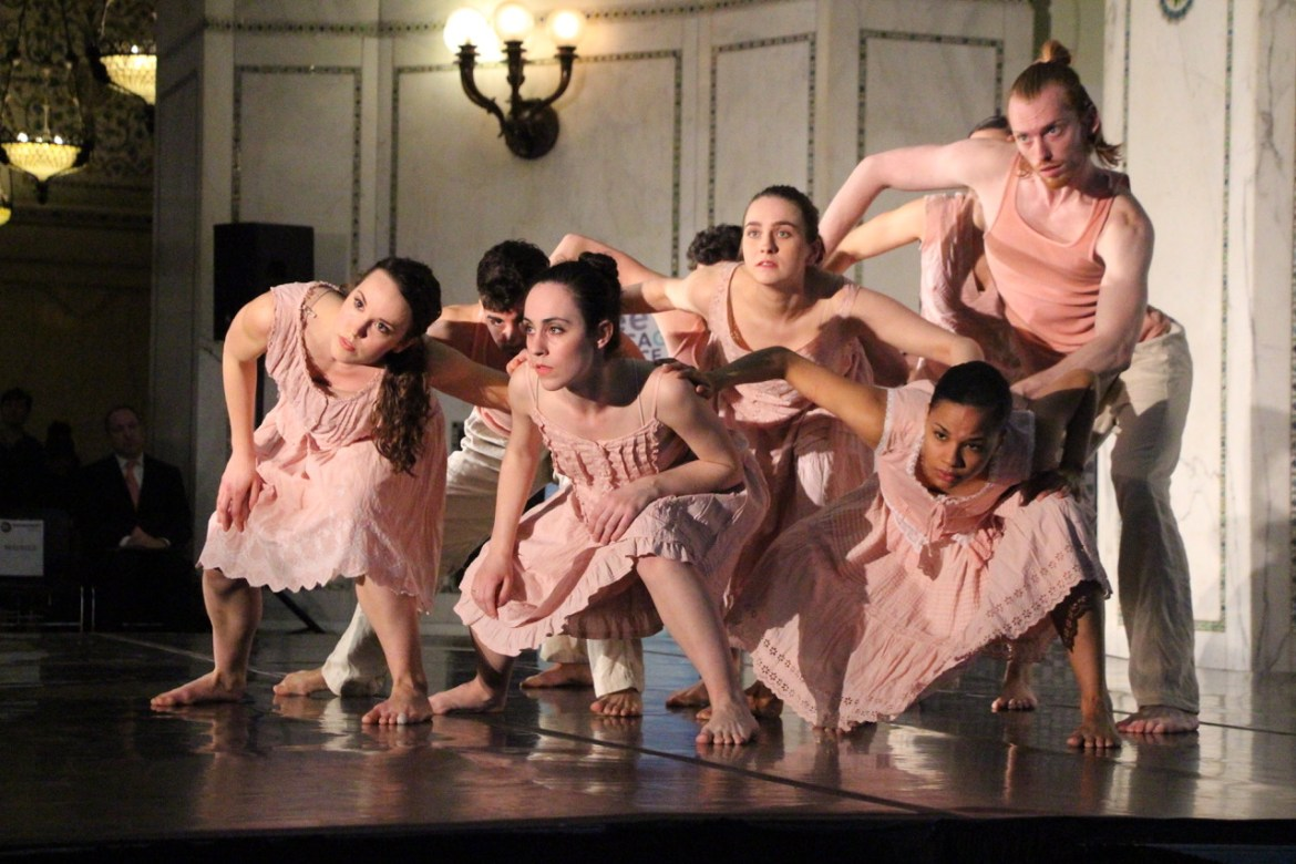 Cerqua Rivera Dance Theatre at See Chicago Dance (Photo by Andy Flaherty)