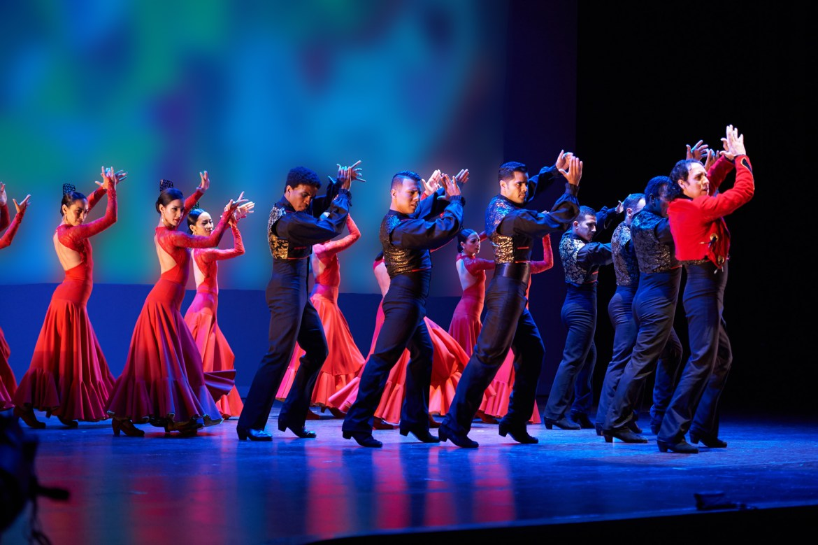 Bolero St. Louis (Photo courtesy of Ensemble Espanol)