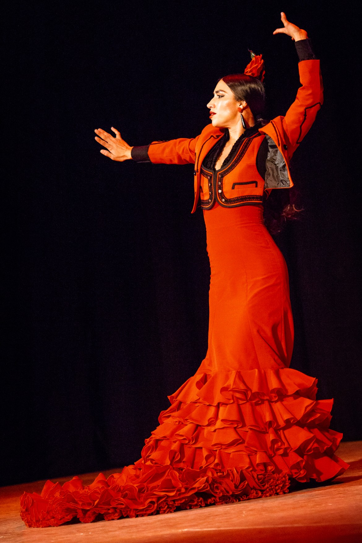 Ensemble Español (Photo by Philamonjaro Photography)