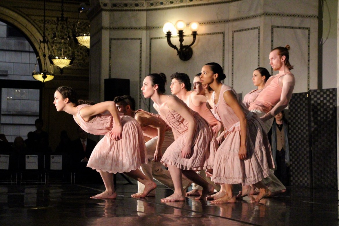Cerqua Rivera Dance Theatre in American Catracho (Photo by Andrew Flaherty)