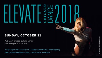 Chicago Dancemakers Forum -- Elevate Chicago Dance