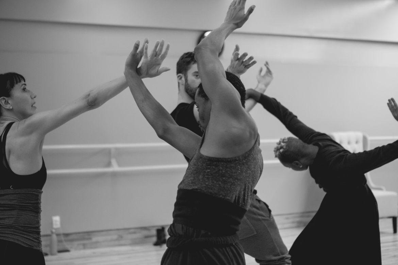Alessandra Corona Performing Works (Photo by Alessandra Corona and Maria Vittoria Villa)