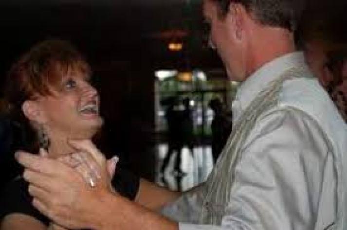 partner dancing socially