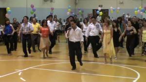 give away free ballroom dance lessons