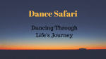 Dance Safari Dancing Through Life's Journey icon