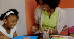 arts and crafts for positive affirmations for pre-teens