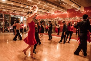stronger golf game through ballroom dance lessons