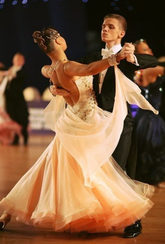 what causes your ballroom dance pain