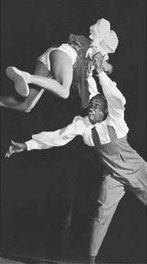 lindy hop dancing - savoy