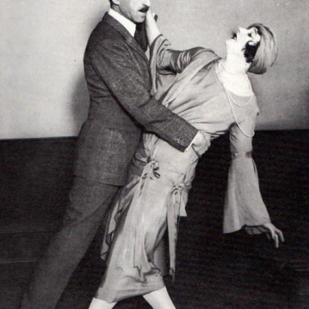 Ragtime dancing